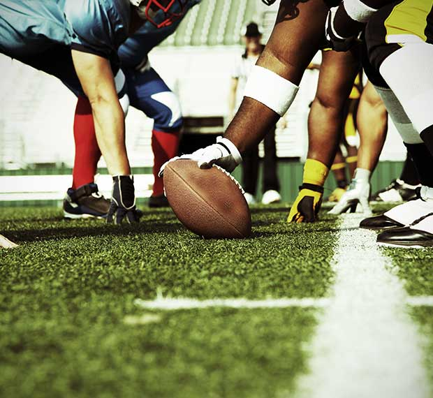 Get Athletic Training Coverage for Football