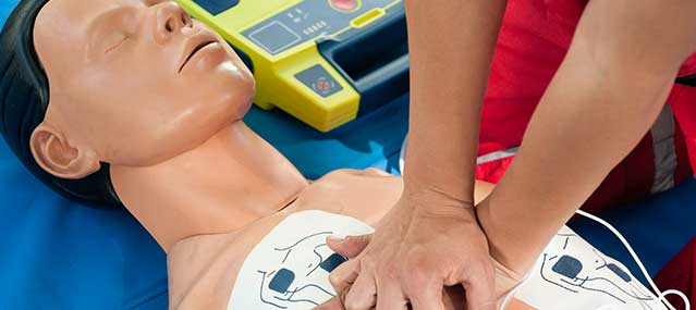 call us for CPR training